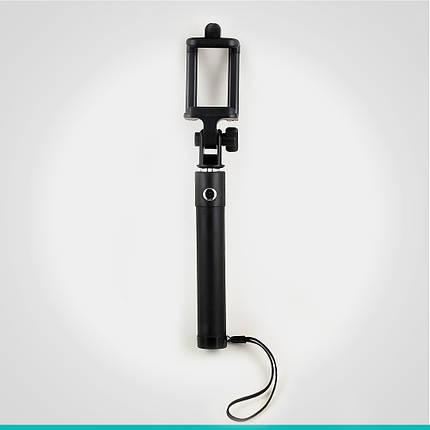 Монопод для селфи Locust со встроенным Bluetooth и шнурком, фото 2