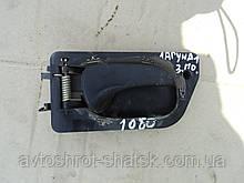 Ручка двері задня права лагуна 1