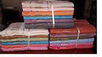 Бамбуковые полотенца GURSAN 70*140 в ассортим