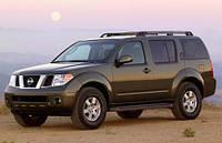 Противотуманные фары на Ниссан Патфайндер(Nissan Pathfinder)2008