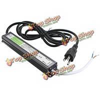 30Вт IP65 водонепроницаемый открытый 3-контакт LED трансформатор питания драйвера