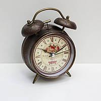 Часы-будильник «Paris» с подсветкой