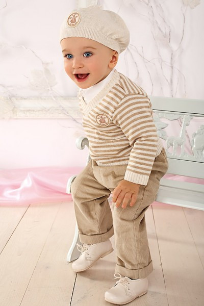 Костюмчики для мальчиков, в магазине детской одежды - Сенсорик