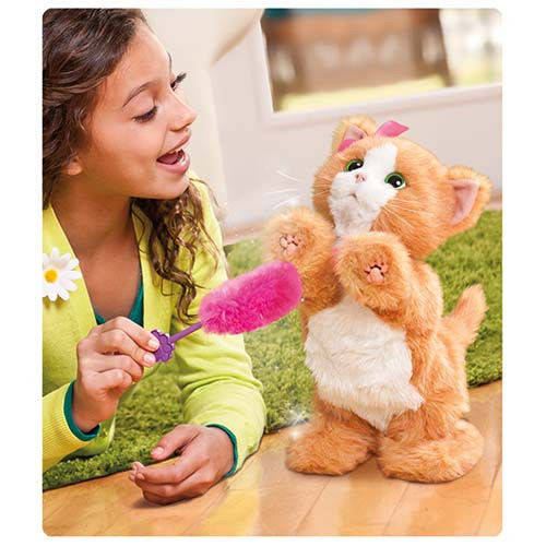 Furreal Friends Luv Cubs Baby Lion Animatronic Realistic Talking Lion Toy