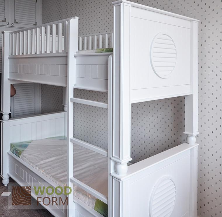 Детская комната в морском стиле 6