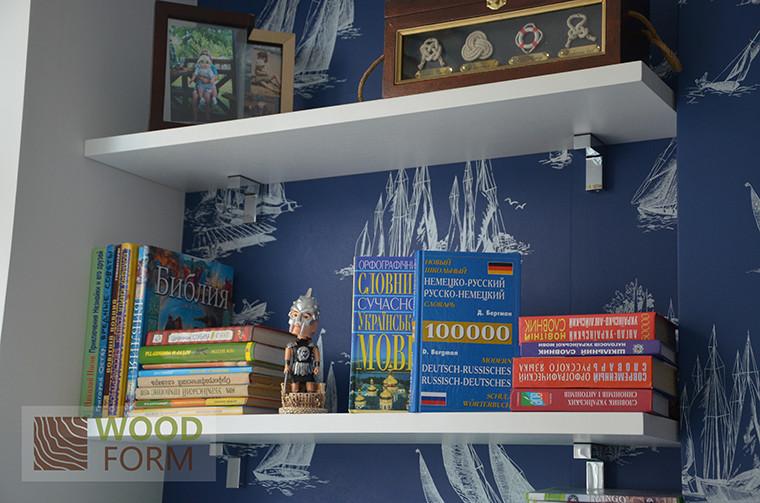 Детская комната в морском стиле 4