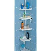 Полка для ванной N 02 пластик PrimaNova