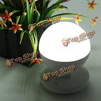 Многофункциональные интеллектуальные LED отпечатков пальцев сенсорный стол ночные огни для дома внутри и вне помещений