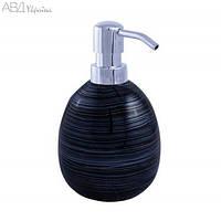 Дозатор для жидкого мыла, AWD, Польша,  (Набор в ванную, коллекция ABISSO)