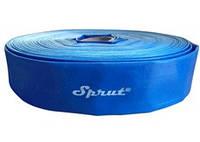 SPRUT Шланг-рукав для дренажных и фекальных насосов ПВХ50/100