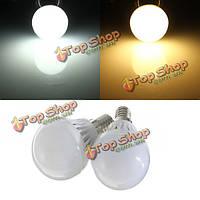E14 1.8W LED лампы SMD +2835 белый/теплый белый энергосберегающий свет лампы глобус AC 220В