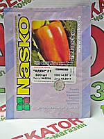 Семена перца Аден F1, 500 семян Nasko (Наско), Молдавия