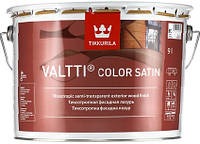 Антисептик Valtti Color Satin Tikkurila для дерева Валтти Колор Сатин, 2.7л.