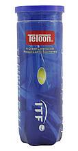 М'яч для великого тенісу TELOON T616P3 POWER (3 шт.)
