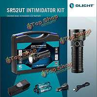 Olight sr52ut Cree XP-л привет 1100lm LED фонарик Intimidator комплект