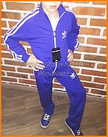 Спортивный костюм Adidas трикотажный без капюшона