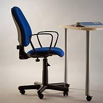 Крісло офісне Forex GTP механізм CPT хрестовина PM60 тканина С-06 (Новий Стиль ТМ), фото 3