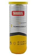 М'яч для великого тенісу TELOON T802 (3 шт.)