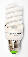 EUROLAMP КЛЛ T2 Spiral 15W 4100K E27