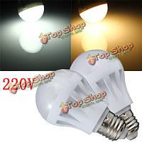 Лампа диодная экономичная E27 5w 360LM 18 SMD 220В