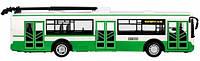 Инерционный троллейбус Play Smart 9690-А, фото 1