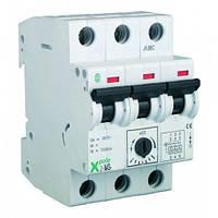 Автоматичний вимикач Z-MS-25/3 захисту двигуна 16-25А 3Р EATON