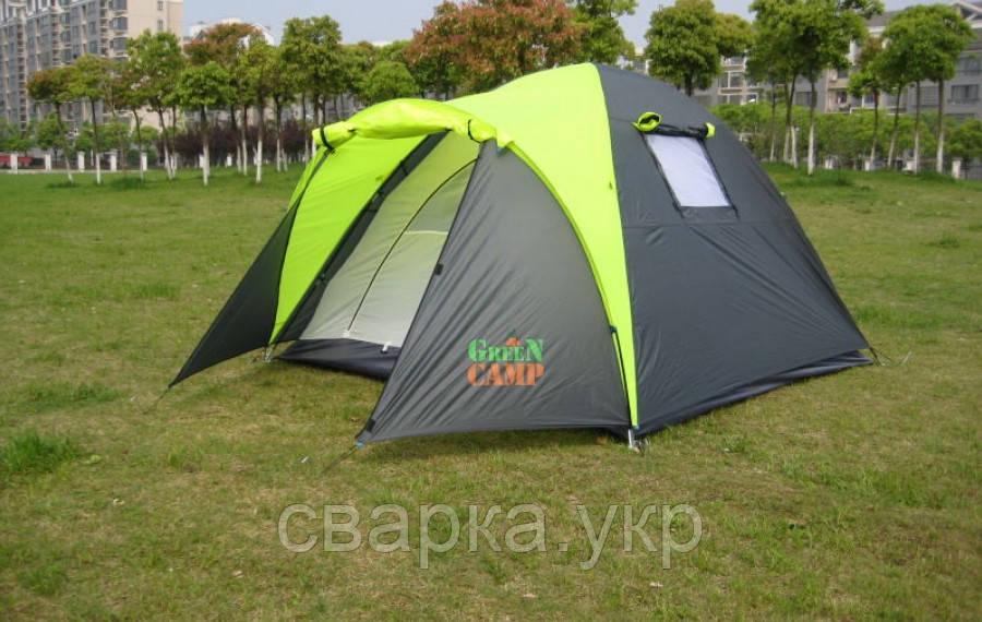 В палатке на природе частное фото — 6