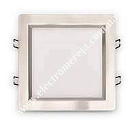 HL684L 6W хром/мат 6000K 220-240V SMD LED