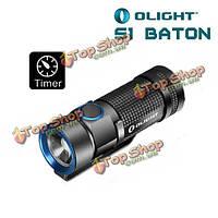 Olight S1 BATON CREE XML2 500LM Mini светодиодный фонарик EDC