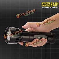 Nitecore EA81 4 х Cree 2150lm xhp50 открытый LED фонарик 462