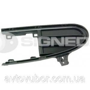 Решетка переднего бампера правая Ford Galaxy 95-00 PVW99166GAR 1004055