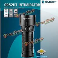 Olight sr52ut cree xp-l Привет фонарик аккумуляторная LED 1100lm 800м