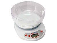 Весы кухонные LIVSTAR LSU- 1774, 5кг с чашей