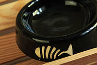 Миска керамическая для животных.