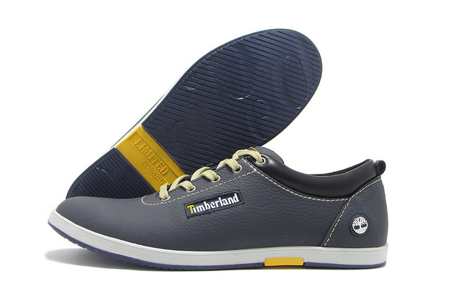 Кроссовки мужские Timberland Limited Collection темно-синие