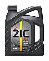 Моторное масло ZIC X7 FE 0W-30 1л