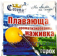 Наживка Corona пенопласт, Горох, micro, (2-4мм)