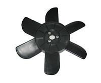 Крыльчатка радиатора черная 6-ти лопастная ВАЗ (Украина)