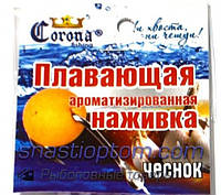 Наживка пенопластовые шарики Корона, Чеснок, micro, (2-4мм)