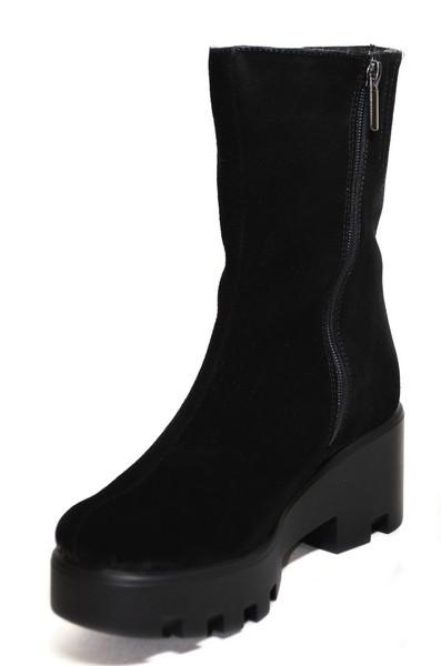 Женские ботинки (арт.3216замш)