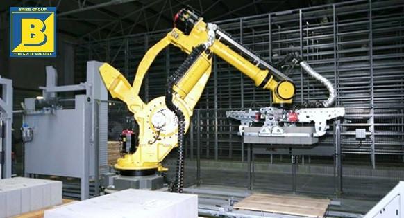 Робот-пакетировщик Octopus 450/550