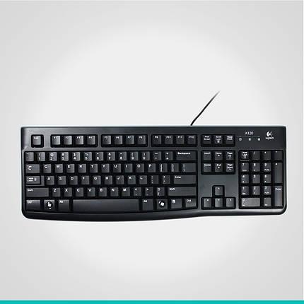 Клавиатура Logitech k120, фото 2