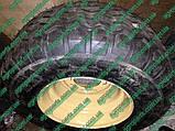 Колесо 814-500C в сборе шина 814-469C TIRE BKT 340/60R16.5 с диском 814-501C 8отв запчасти Great Plains, фото 10