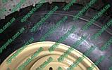 Колесо 814-500C в сборе шина 814-469C TIRE BKT 340/60R16.5 с диском 814-501C 8отв запчасти Great Plains, фото 3
