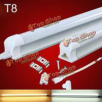 T8 60см 9w белый теплый белый LED твердый свет трубы полосы ac 165-265V