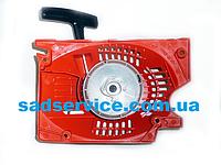 Стартер металлический плавный пуск (4 зацепа) для бензопил серии 4500 - 5200