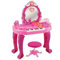 Детское трюмо с пианино Bambi LM 669-014