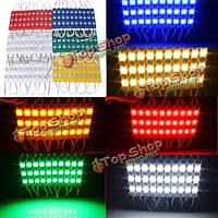 LED 30 SMD 5630 Модуль впрыска декоративные водонепроницаемый полосы света 12V