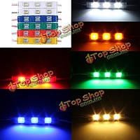 LED 3 SMD 5630 Модуль впрыска декоративные водонепроницаемый полосы света 12V