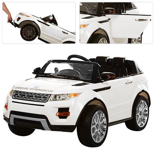 Детский электромобиль M 2398  EBR-1 Range Rover